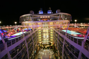 All Aboard Royal Caribbean's Allure Of The Seas